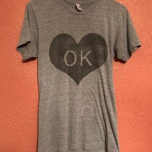 OK Tee - See notes